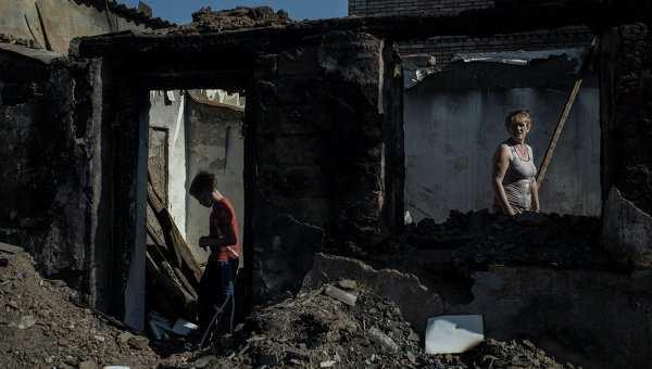 ДНР: идет сбор доказательств геноцида вотношении населения Донбасса | Русская весна