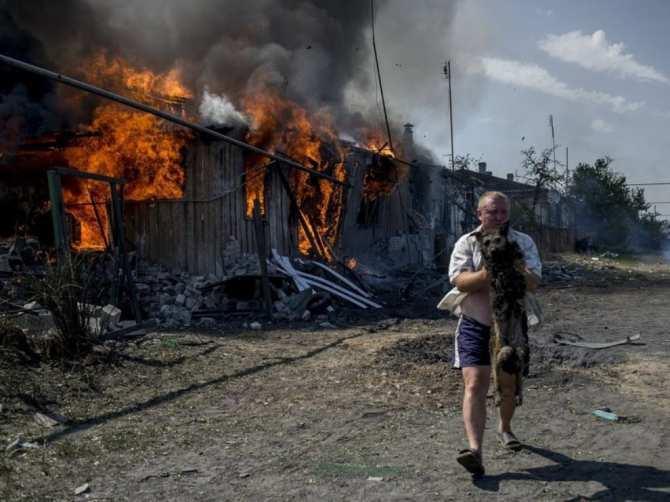 «Гибридная аннексия» Донбасса ужепроизошла, — доклад ПАСЕ | Русская весна