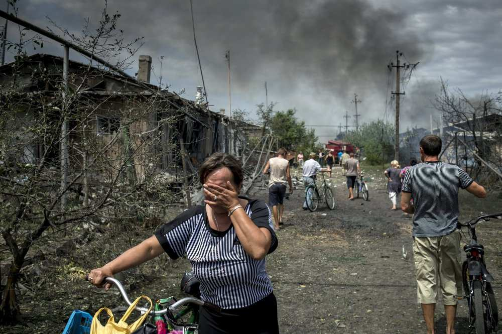 МОЛНИЯ: СКРвозбудил дело вотношении военного руководства Украины огеноциде | Русская весна