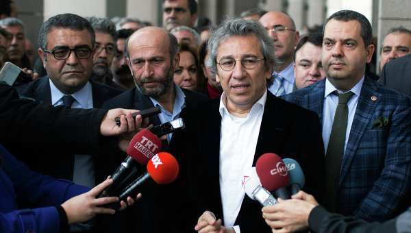 Митинг протеста в Анкаре закончился столкновениями с полицией | Русская весна