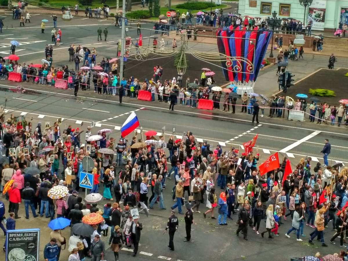 «Бессмертный полк Донбасса», — мнение (ФОТО) | Русская весна