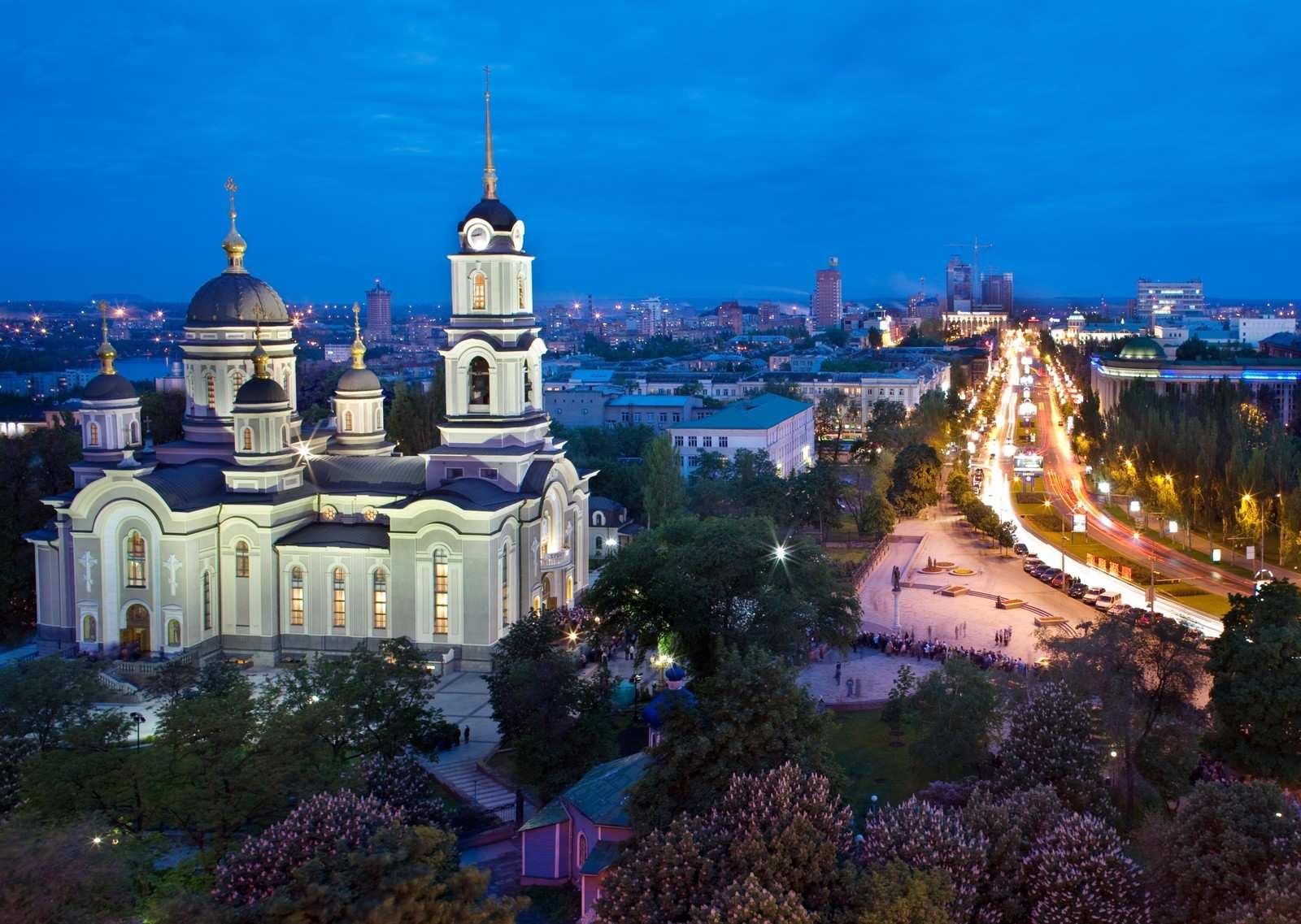 Почему Донбасс? — о причинах войны | Русская весна