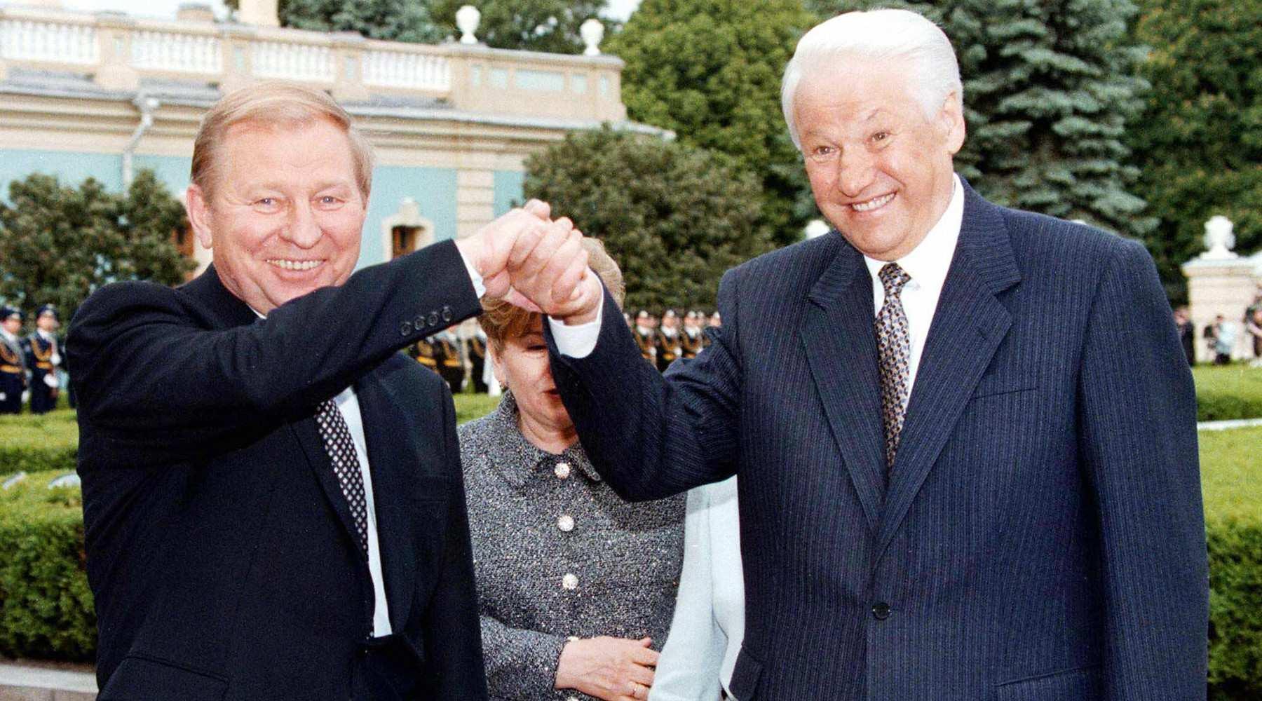 Кому был выгоден Большой договор между Украиной и Россией (ФОТО) | Русская весна