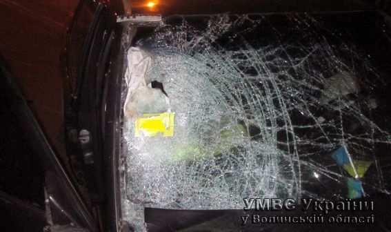 Пьяный водитель насмерть сбил боевика «Правого сектора», который вернулся домой иззоны «АТО» | Русская весна