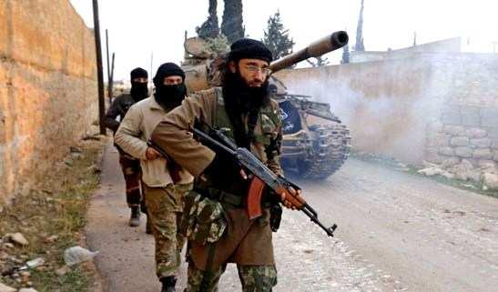 Более тысячи террористов пытаются прорваться в Алеппо (ВИДЕО) | Русская весна