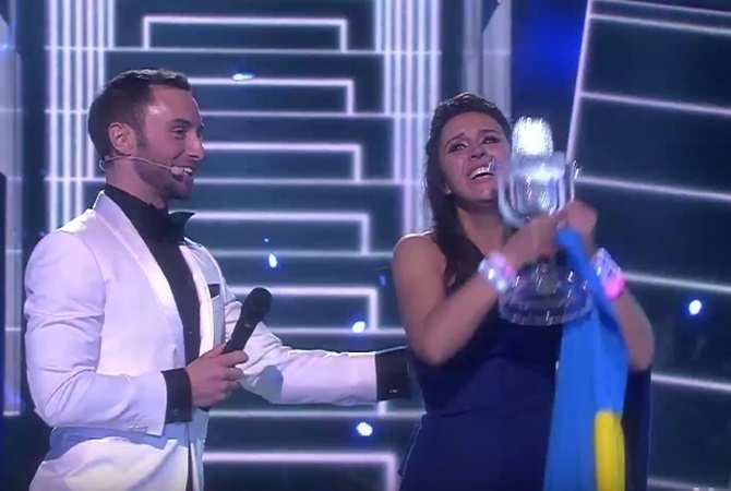 СРОЧНО: Украина победила на «Евровидении-2016»   Русская весна