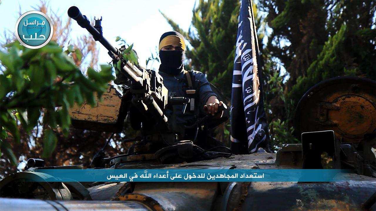 ВАЖНО: ИГИЛ и «Ан-Нусра» стягивают силы для наступления, атакуя Армию Сирии и обстреливая Алеппо (ВИДЕО) | Русская весна