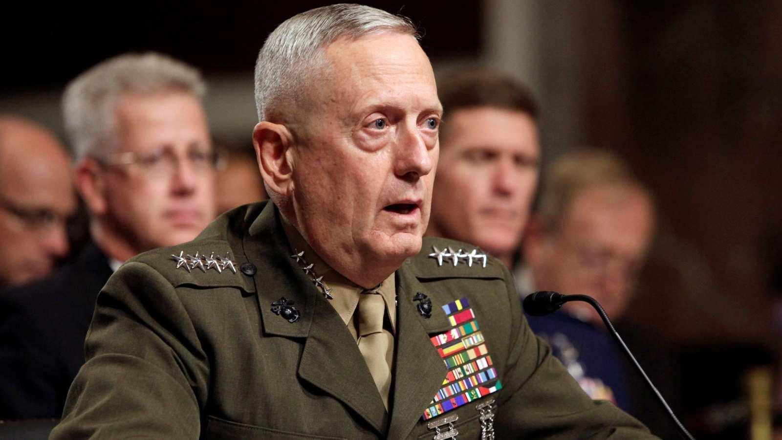 ООН разрешила нам воевать в Сирии, — глава Пентагона | Русская весна