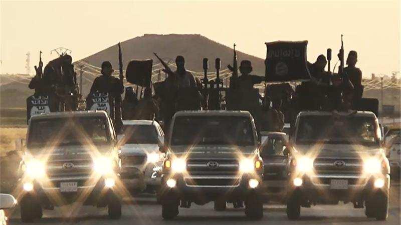 Охота на«джихадмобили»: ракеты ВВСразрывают машины ИГИЛ (ВИДЕО) | Русская весна