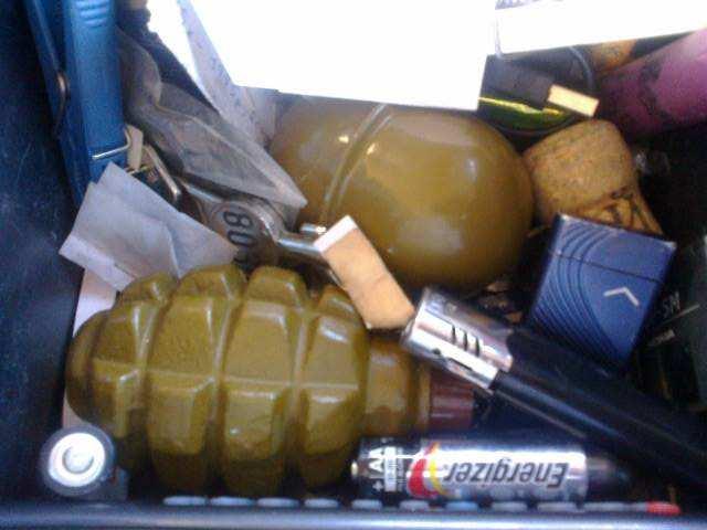 В Киевской области задержан очередной автомобиль с оружием (ФОТО) | Русская весна