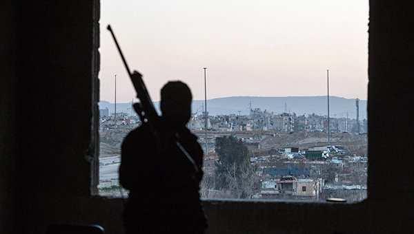 Оппозиционная группа ССА обвинила Дамаск в нарушении перемирия | Русская весна