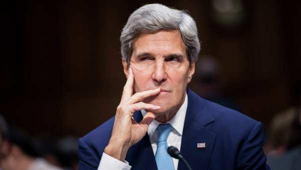Джон Керри встретился с представителями сирийской оппозиции | Русская весна