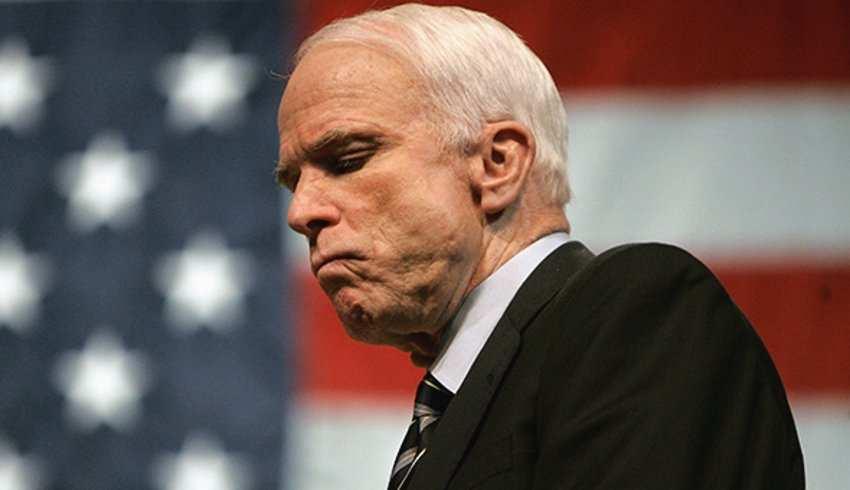 Маккейн опасается, чтопрекращение финансирования боевиков вСирии «сыграет наруку России» | Русская весна