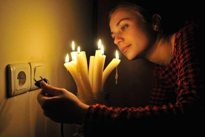 Украина выполнила свою угрозу: Луганск остался без электроснабжения | Русская весна