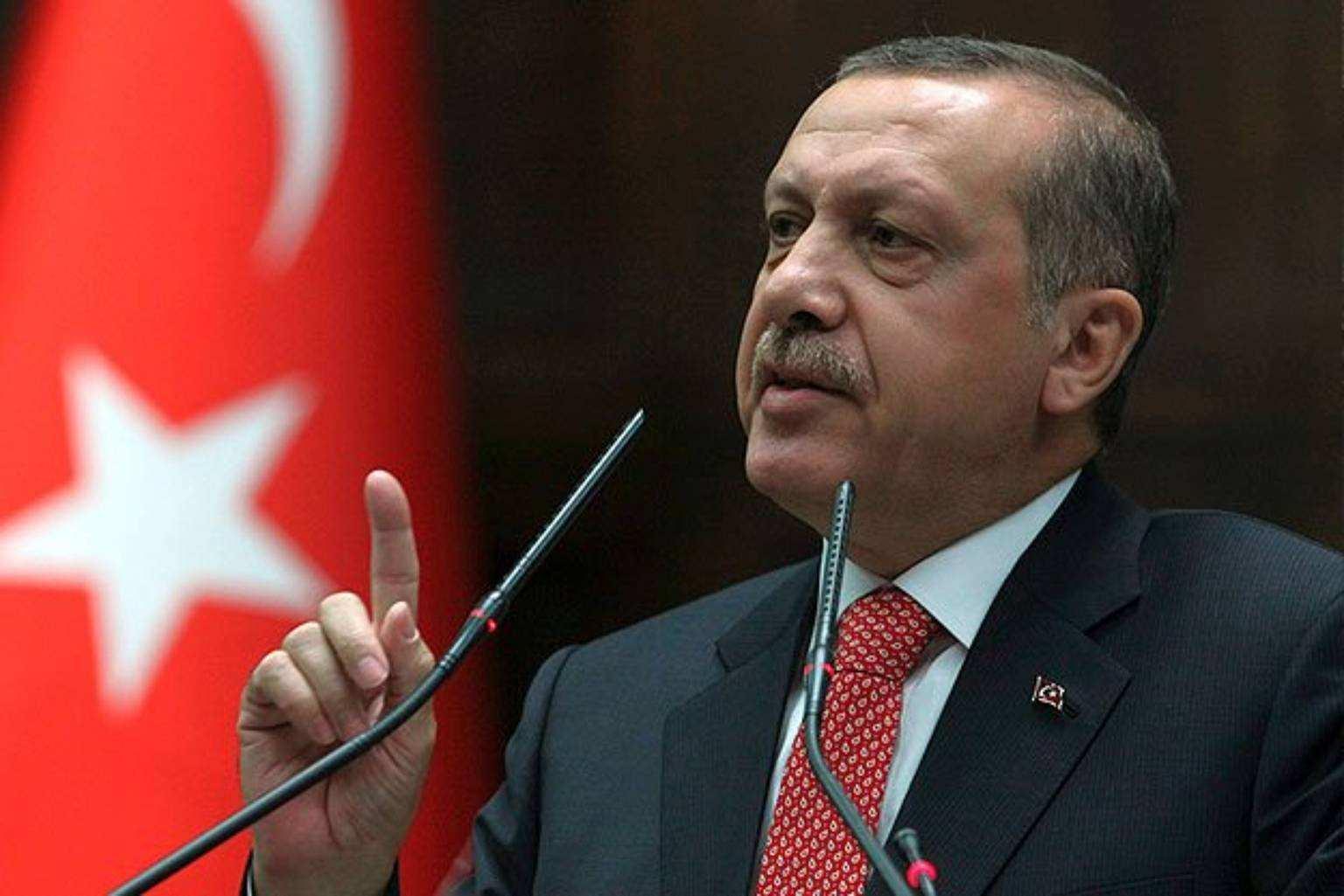 Перемирие действует только на трети территории Сирии, — Эрдоган | Русская весна