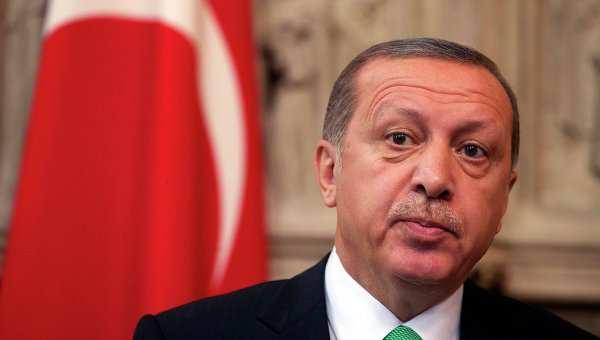 Турция непозволит создать коридор между курдскими регионами вСирии, — Эрдоган    Русская весна