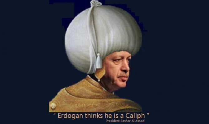Почему османский султан Эрдоган проигрывает войну в Сирии | Русская весна
