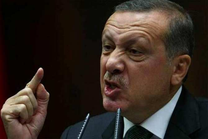 «Это красная черта!» — Эрдоган объявил ультиматум США и Израилю | Русская весна