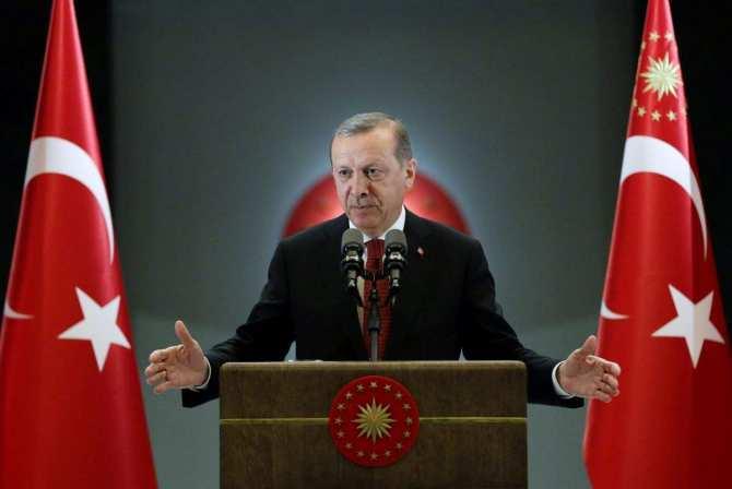 Удивительно: Эрдоган начал писать по-русски    Русская весна