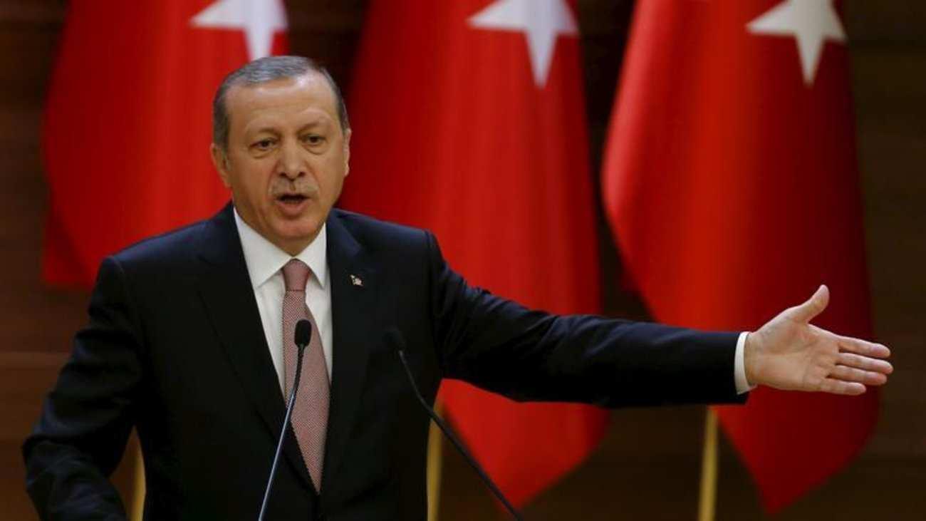 Эрдоган призвал США и Россию вывести свои войска из Сирии | Русская весна