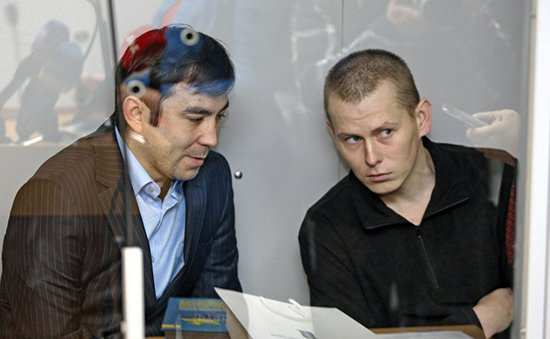 «Боец ГРУ» заявил о пытках во время съемок допроса в СБУ (ФОТО) | Русская весна