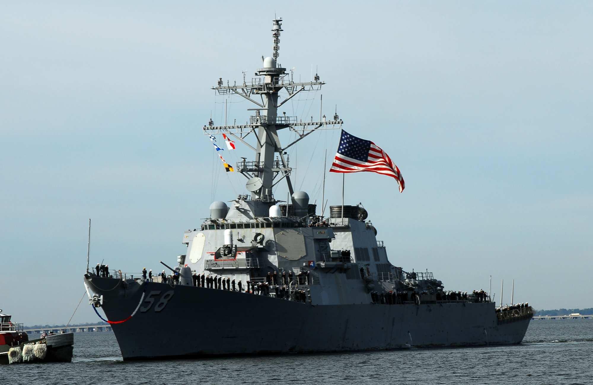 Украина, США и Турция провели совместные учения в Черном море | Русская весна