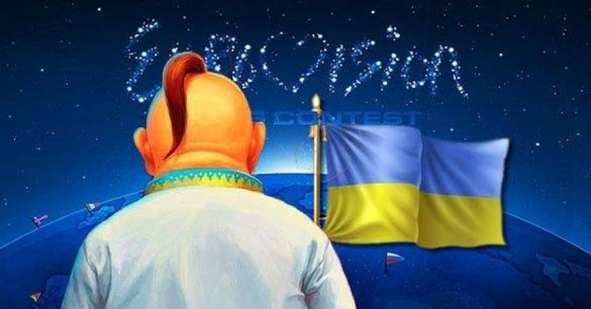 Пусть Россия проводит своё «Евровидение» сЛНР, ДНР, Абхазией, Осетией иПриднестровьем! — украинский неонацист | Русская весна