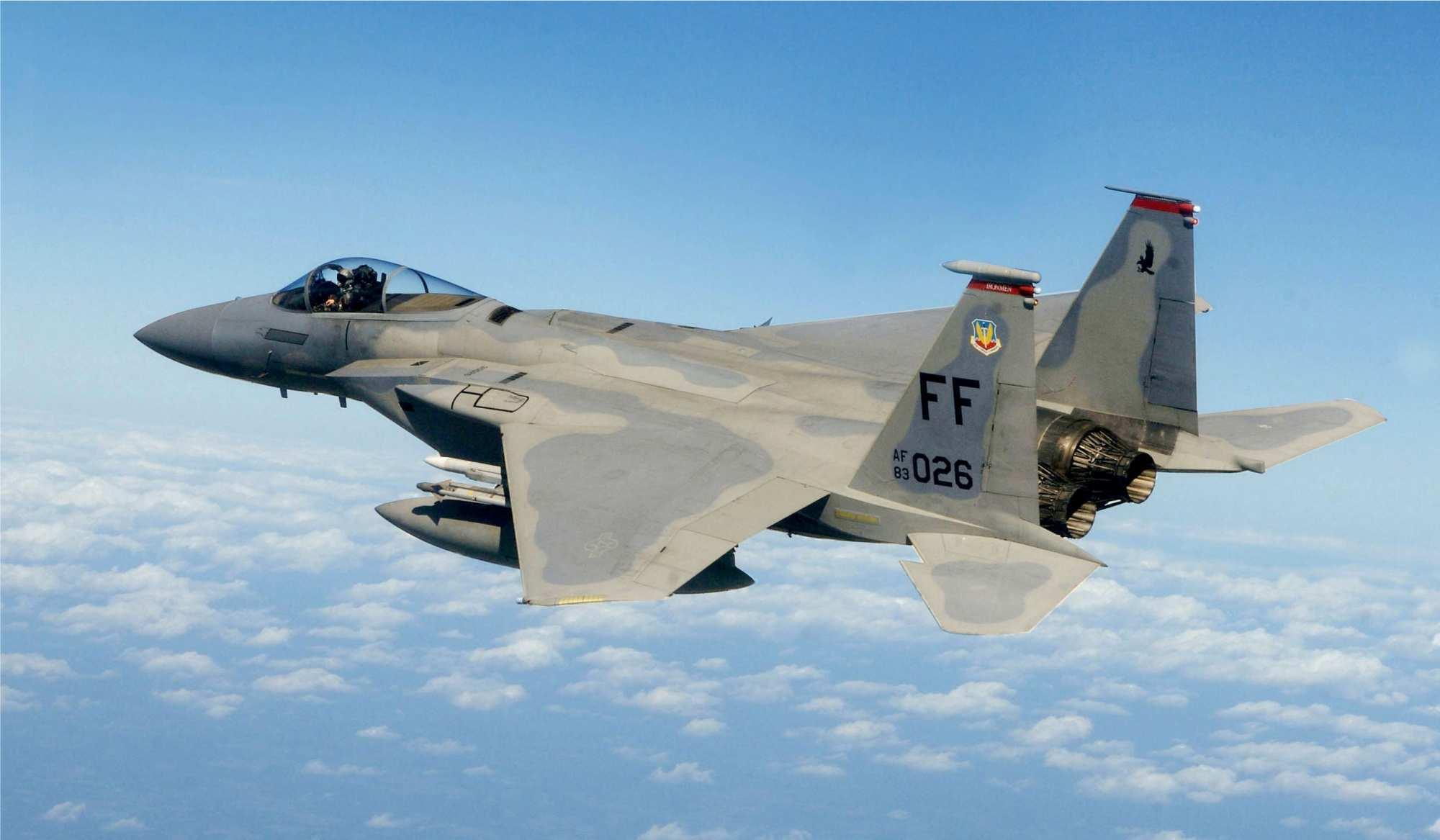 Шесть самолетов F-15 ВВС США прибыли в Турцию для операции против ИГИЛ | Русская весна