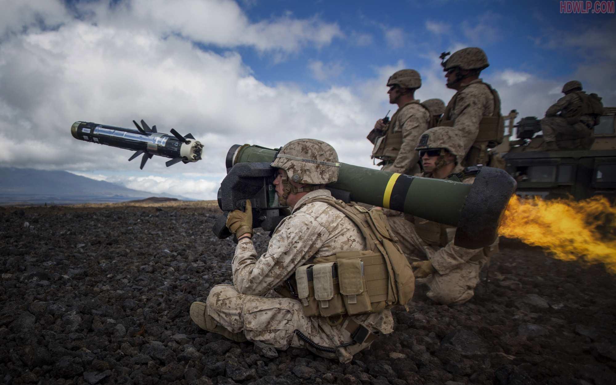 «Джавелины» — только начало, военная помощь Украине будет значительной, — Госдеп | Русская весна