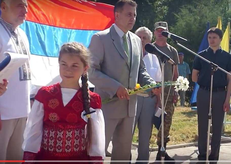 В оккупированной Дружковке в День Конституции вывесили российский флаг (ФОТО, ВИДЕО)   Русская весна