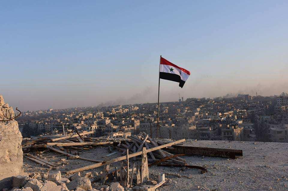 ВСирии начали действовать зоны деэскалации | Русская весна