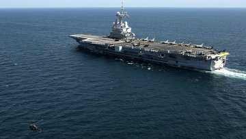 Франция уводит авианосец «Шарль де Голль» от берегов Сирии и направляет его к Ираку | Русская весна