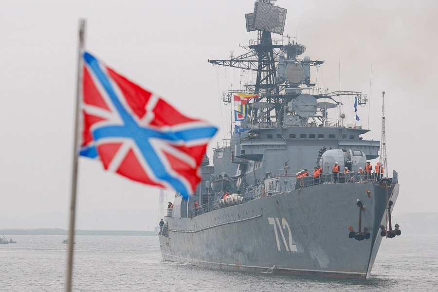 Киев: Россия использует ВМС, не пуская суда в наши порты, мы теряем сотни миллионов гривен | Русская весна