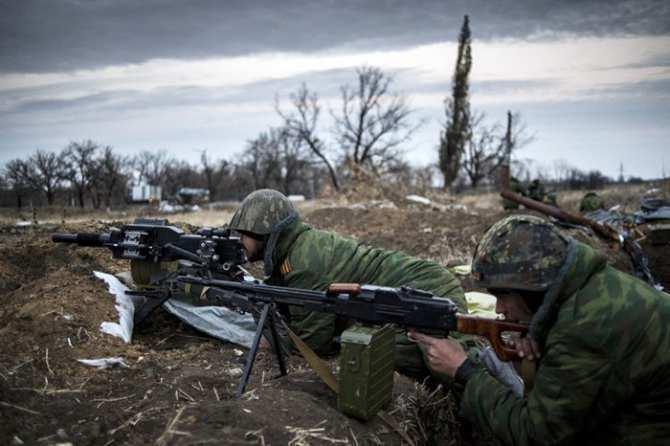 Военный обзор: на Донбассе активные боевые действия по всему фронту, в ВСУ все больше иностранных наемников | Русская весна