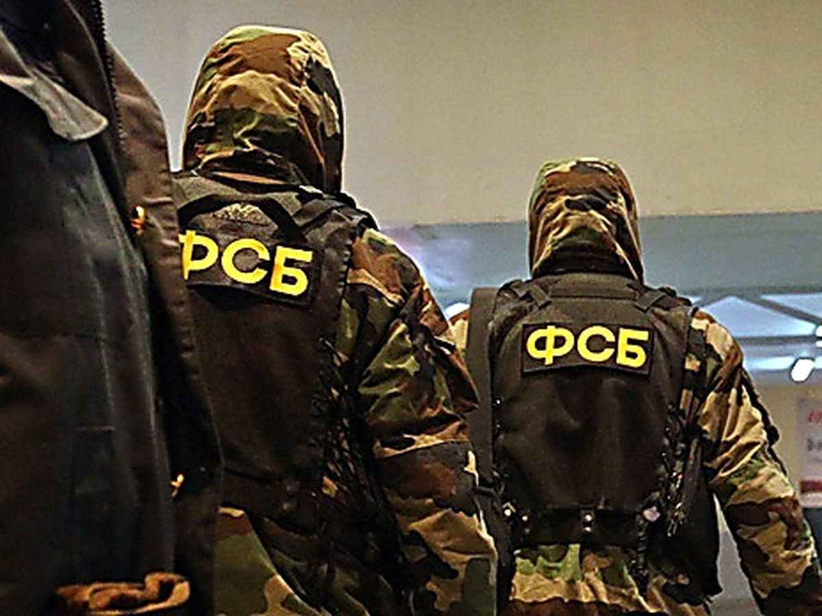 ФСБ задержала на границе украинского военного | Русская весна