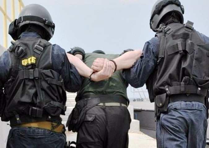 В Крыму ФСБ задержала агента СБУ (ВИДЕО) | Русская весна