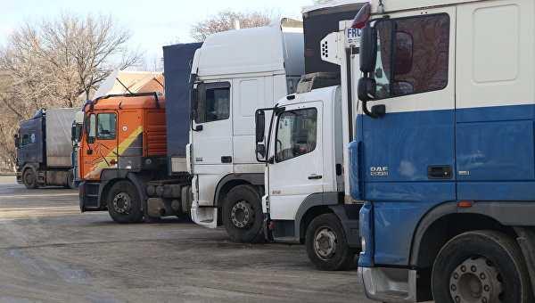 Россия заявила вВТОозапрете Украиной транзита российских грузовиков | Русская весна