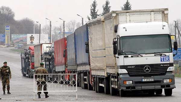 Украине могут грозить штрафы отЕСза блокировку российских фур | Русская весна