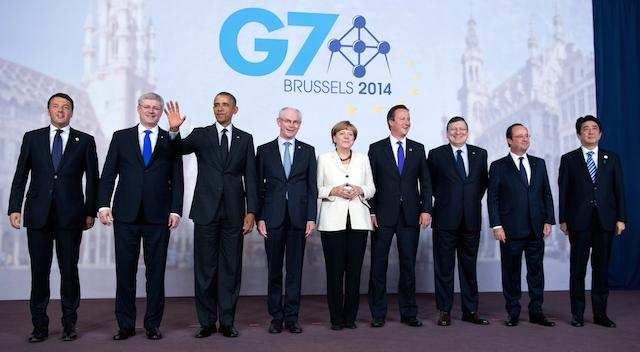 Украинские СМИ встревожены: в официальной программе саммита лидеров G7 ни слова об Украине | Русская весна