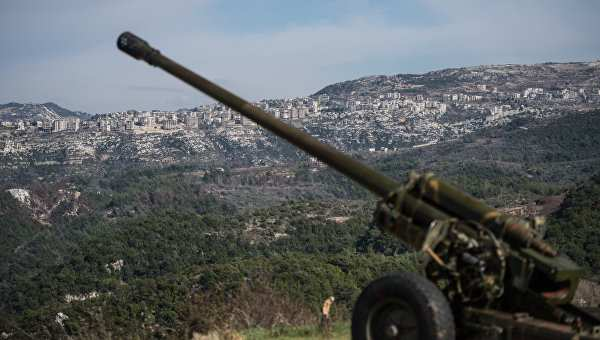 Армия Сирии установила контроль над селением ат-Тыба в провинции Алеппо | Русская весна