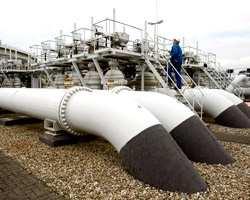 Украина экстренным темпом закачивает газ в ПХГ | Русская весна