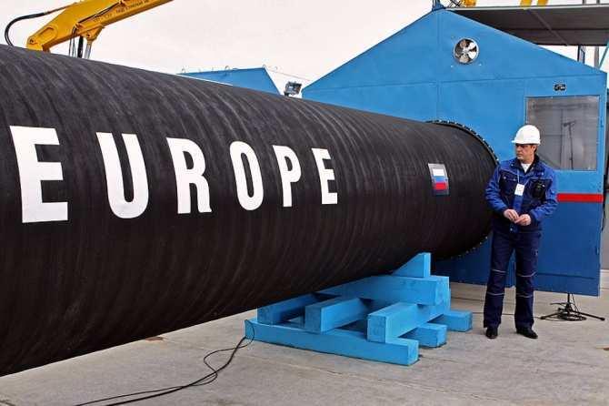 Газпром готовит в Словакии базу для обхода Украины | Русская весна