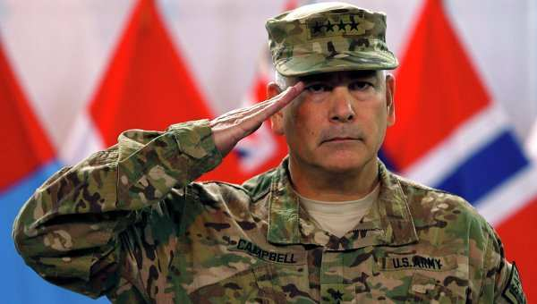 Генерал США: первые итоги расследования атаки на госпиталь в Кундузе будут через 30 дней   Русская весна