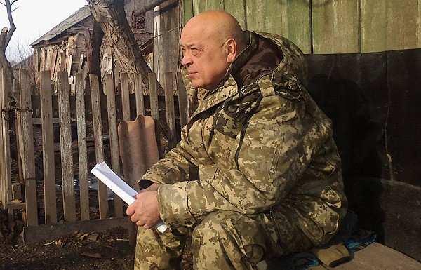 Коррупция в «зоне АТО» приобрела невероятный масштаб, — Геннадий Москаль   Русская весна