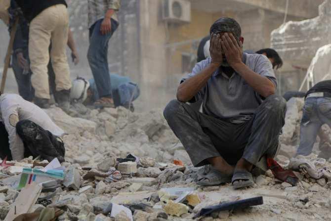 Алеппо против Мосула   Русская весна