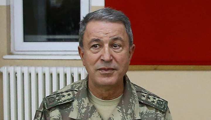 Освобожден захваченный мятежниками глава генштаба турецкой армии | Русская весна