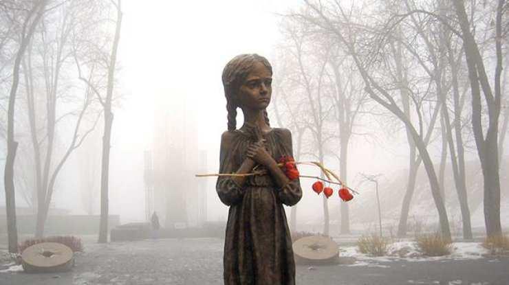 «Голодомор» как украинский некро-культ   Русская весна