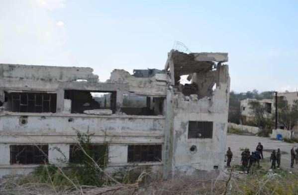 Безумный план «Орлов шторма», или город-призрак, освобожденный сирийскими ополченцами (ВИДЕО, ФОТО) | Русская весна