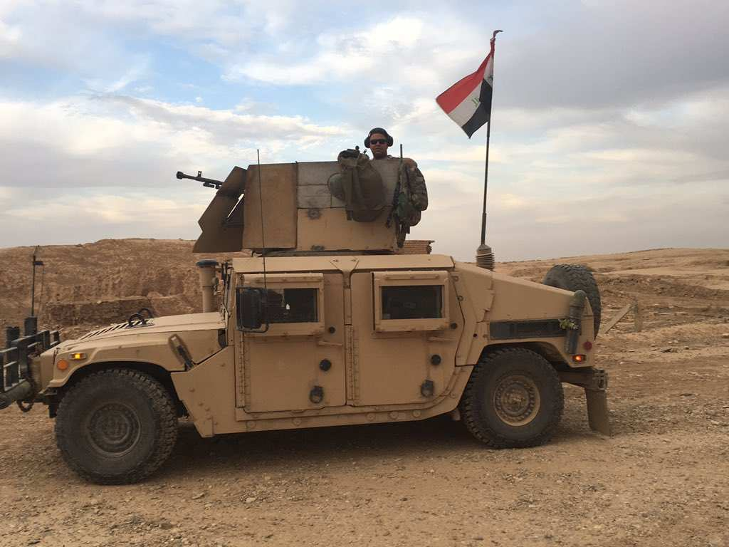 Иракская армия открывает «второй фронт» борьбы сИГИЛ  | Русская весна