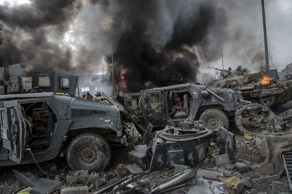 Отвлекающий удар США по Сирии: Скрыть кровавый провал операции Пентагона (ФОТО)   Русская весна